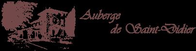 Auberge de Saint-Didier - logo