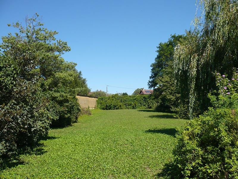 Auberge de Saint-Didier - jardin